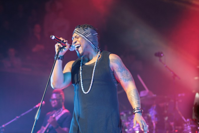 D'Angelo live concert Australia 2016