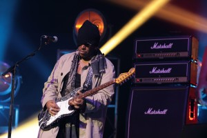 Jesse Johnson - D'Angelo & The Vanguard 2016