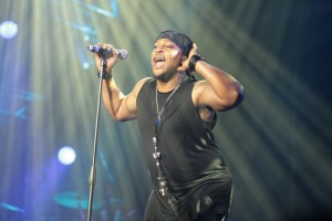D'Angelo And The Vanguard concert 2016