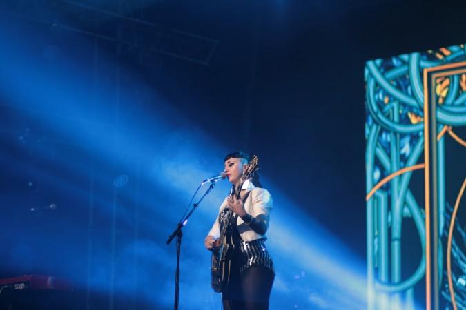 Hiatus Kaiyote live concert - Australia 2016
