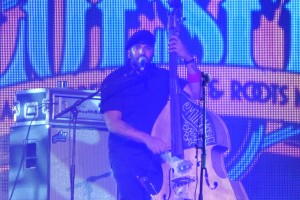 Miles Mosley live concert - Bluesfest 2016 Australia
