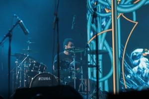 Tony Austin live concert Australia 2016