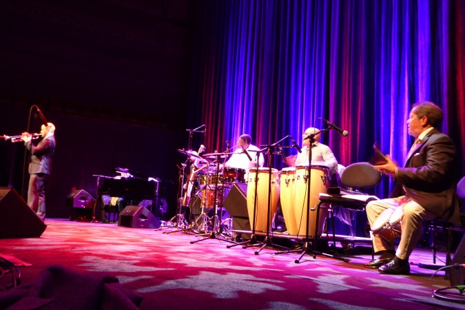 Eddie Palmieri Septet live at Melbourne International Jazz Festival 2016