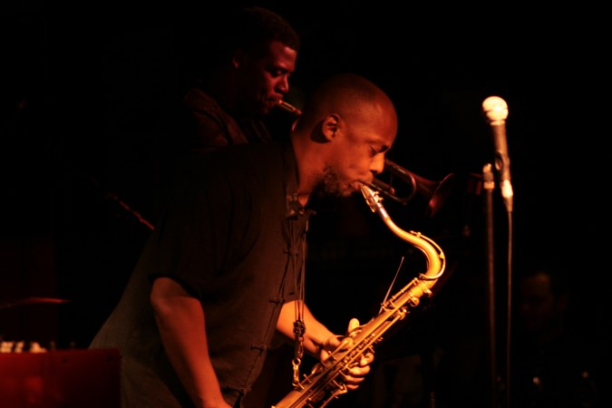 Marcus Strickland and Twi-Life live concert 2016