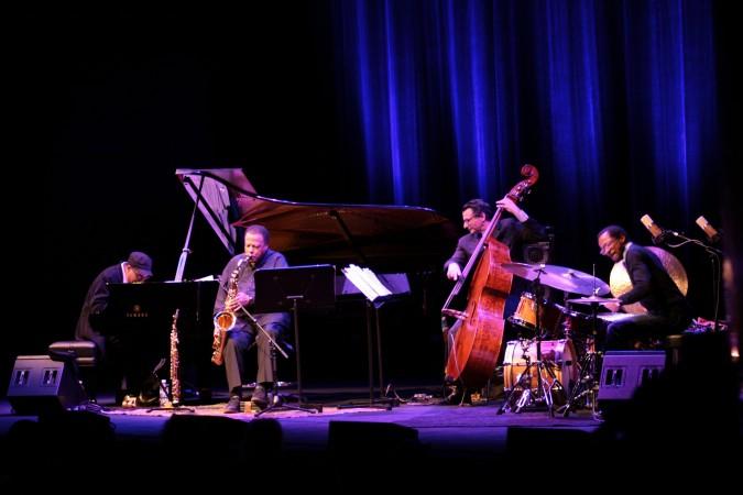 Wayne Shorter Quartet live concert 2016