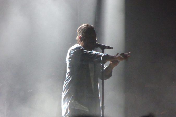 Kendrick Lamar live concert 2016