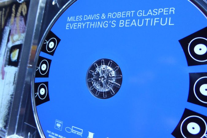 Miles Davis and Robert Glasper - Everything's Beautiful