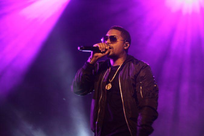 Nas live concert 2017