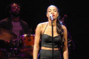 Alice Smith live concert - New York 2017