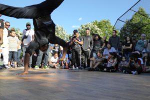 Breakdance battles - Brooklyn, New York 2017