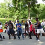 Central Park Dance Skaters - New York