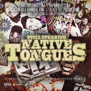 Collage NYC - Native Tongues Tribute