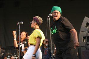 Parliament Funkadelic live concert