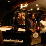 Lesidi Ntsane Quintet live concert - New York City