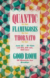 Quantic DJ Set - New York City