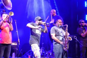 Talib Kweli live - Celebrate Brooklyn Festival 2017