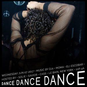Dance Dance Dance at Le Bain - New York City
