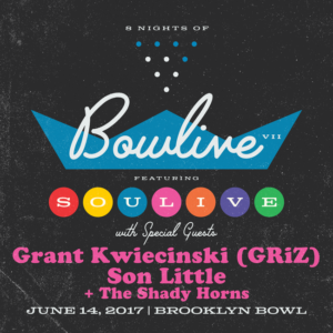 Soulive with Son Little & Griz