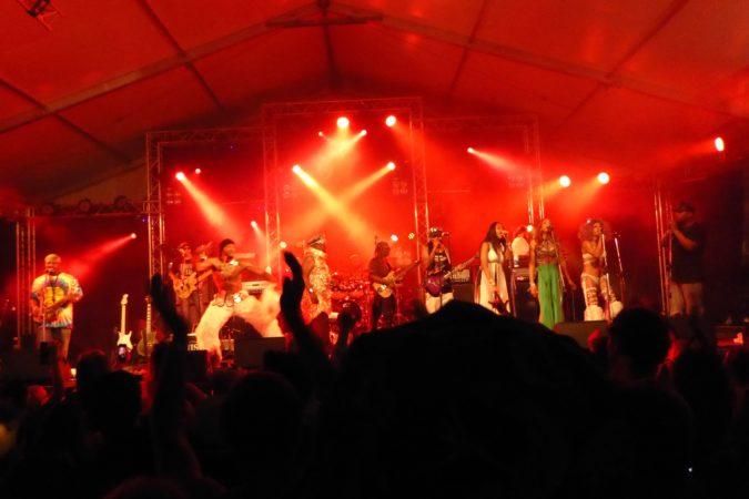 George Clinton & Parliament Funkadelic live concert 2017